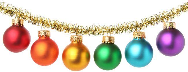 Новогоднее оформление воздушными шарами во Владимире
