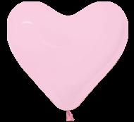 009-розовое сердце