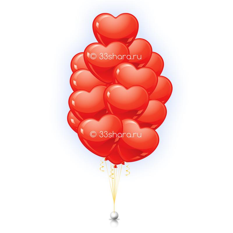 Фонтан-из-15-сердец