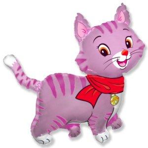 Любимый котенок фольгированный гелиевый шарик