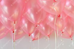Нежно-розовые-шары-перламутр
