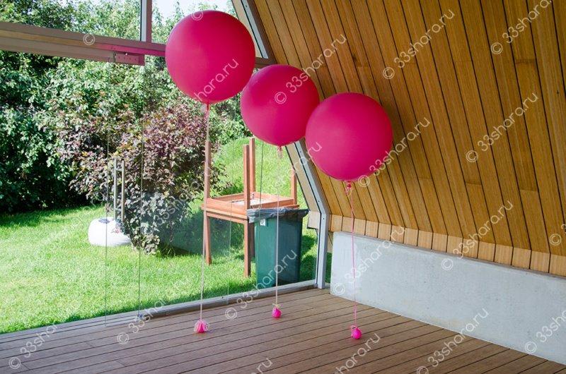 Огромные шары во Владимире