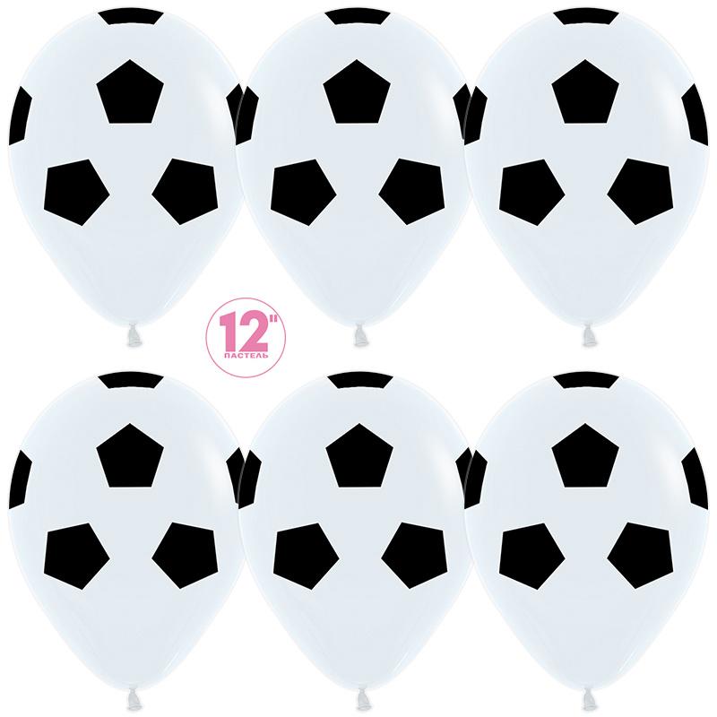 Гелиевые шары Футбольный мяч