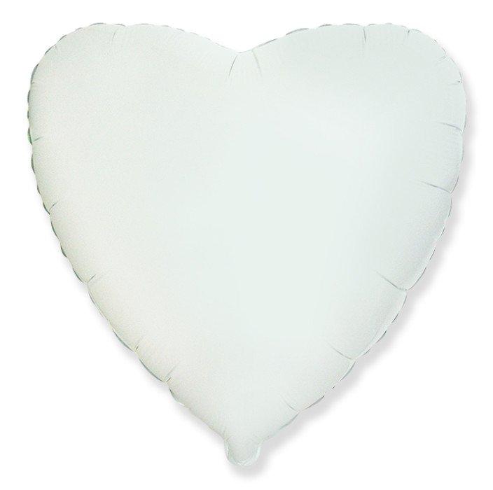 белое сердце