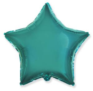 6051204-звезда-бирюзовая