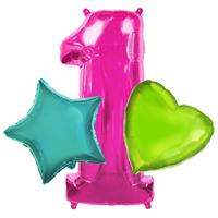 Фольгированные шары без рисунка