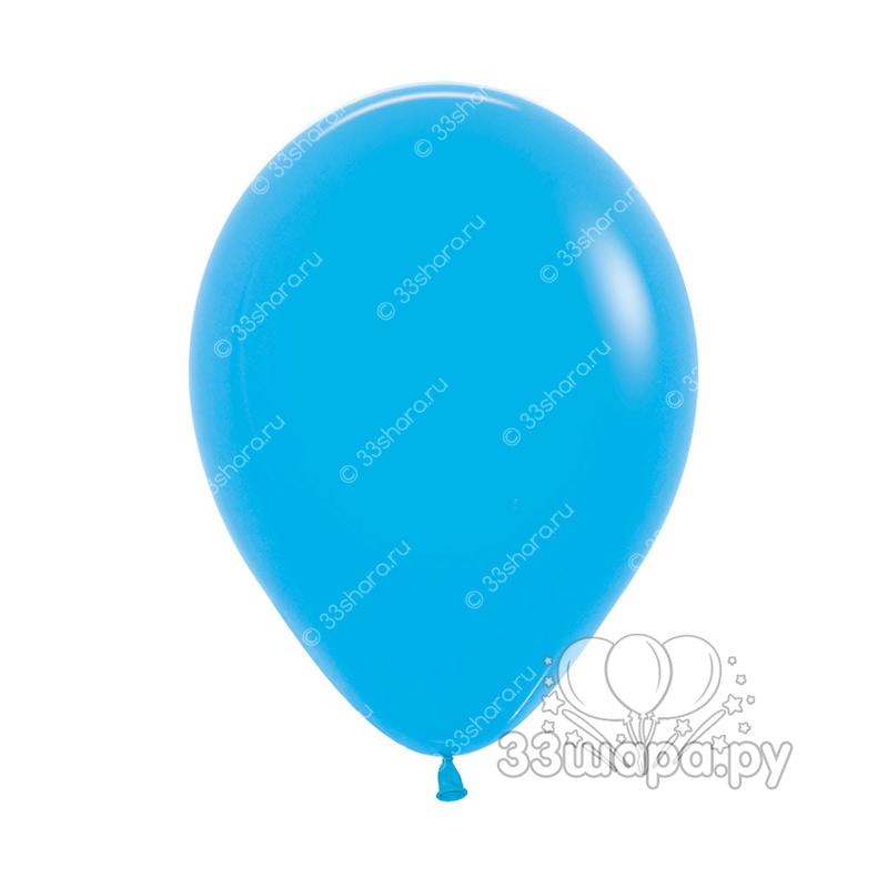 040-голубой