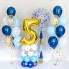 """Набор шаров """"Первый день рождения"""""""