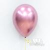 """Гелиевые шары """"Хром пыльно-розовый"""""""