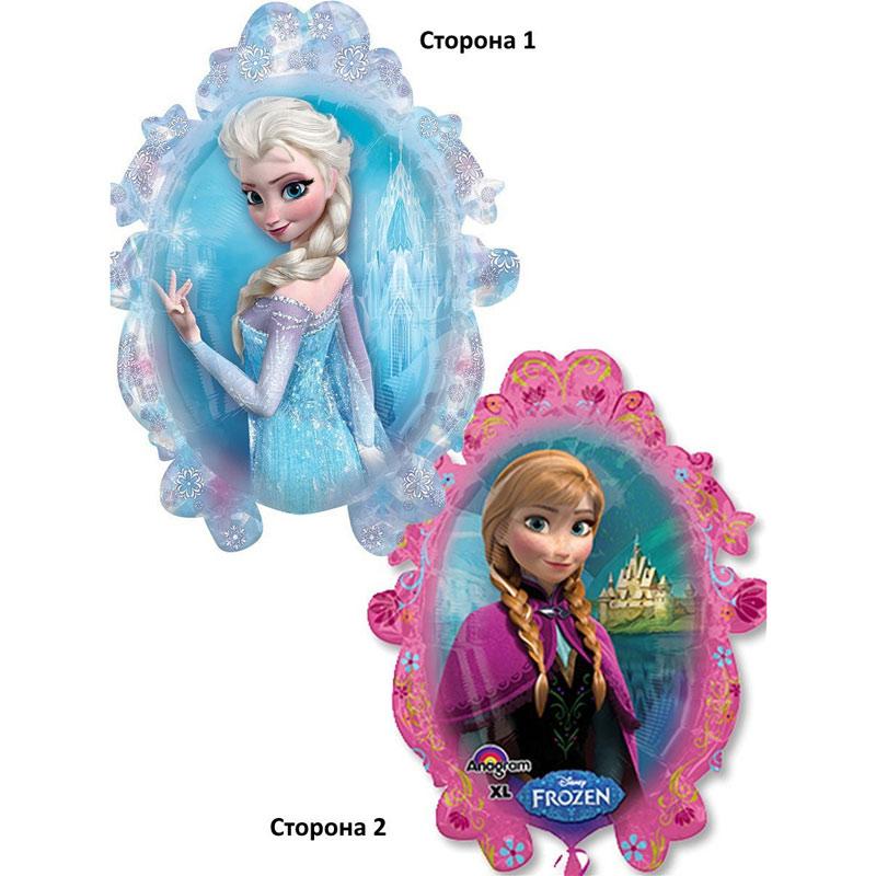 Холодное сердце - Эльза и Анна