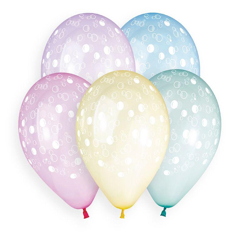 """Гелиевые шары """"Пузыри"""""""