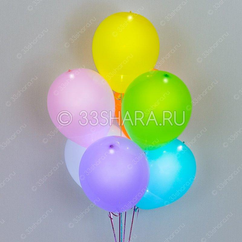 Светящиеся воздушные шары во Владимире купить недорого