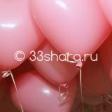 16′ Сердца розовые