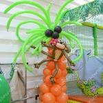 Пальмы с обезьянами – детский игровой центр
