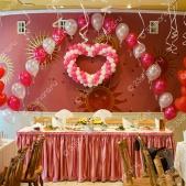Украшение зала на свадьбу — ресторан гостиницы «Клязьма»