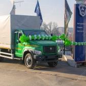 Украшение шарами — ВладАвто — старт продаж новой модели ГАЗ