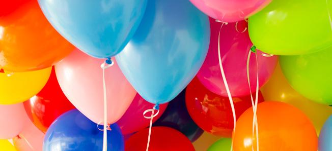 Воздушные шары с гелием во Владимире - заказ, доставка, цены