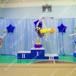 Фигурки гимнасток – открытое первенство Петушинского района