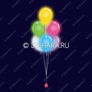 Фонтан-из-7-светящихся-шаров