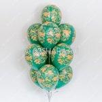 4-36 Гелиевые шары Камуфляж