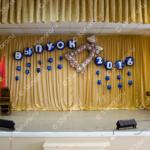 Колькольчик – оформление последнего звонка в школе во Владимире