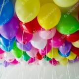 Гелиевые шары во Владимире ассорти 33 шарика