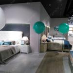 Огромные шары для магазина Askona в ТК Мегаторг